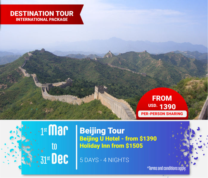 Beijing Tour Global Destinations Tours & Travel Kenya